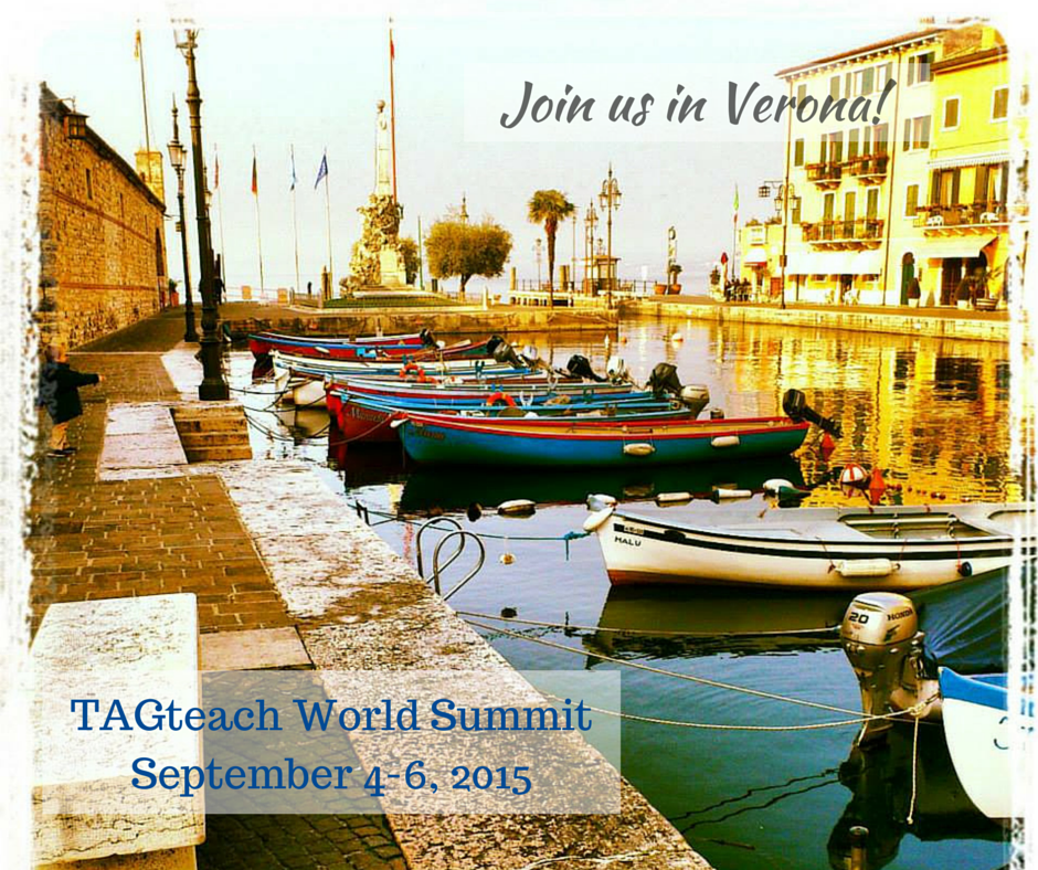 TAGteach World Summit boats for blog