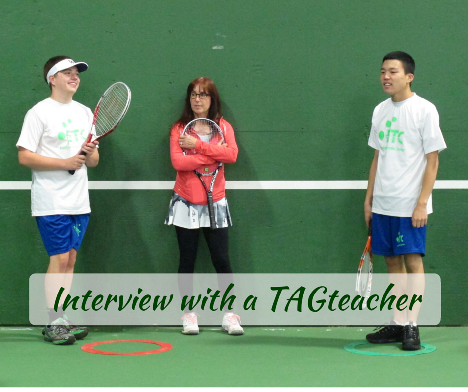 Copy of Interview with a TAGteacher